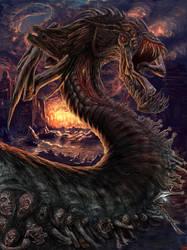Resident Devil by Pitifloyter