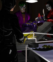 Batgirl by Tuffers-Art