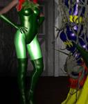 Batgirl and Ivy Part 2
