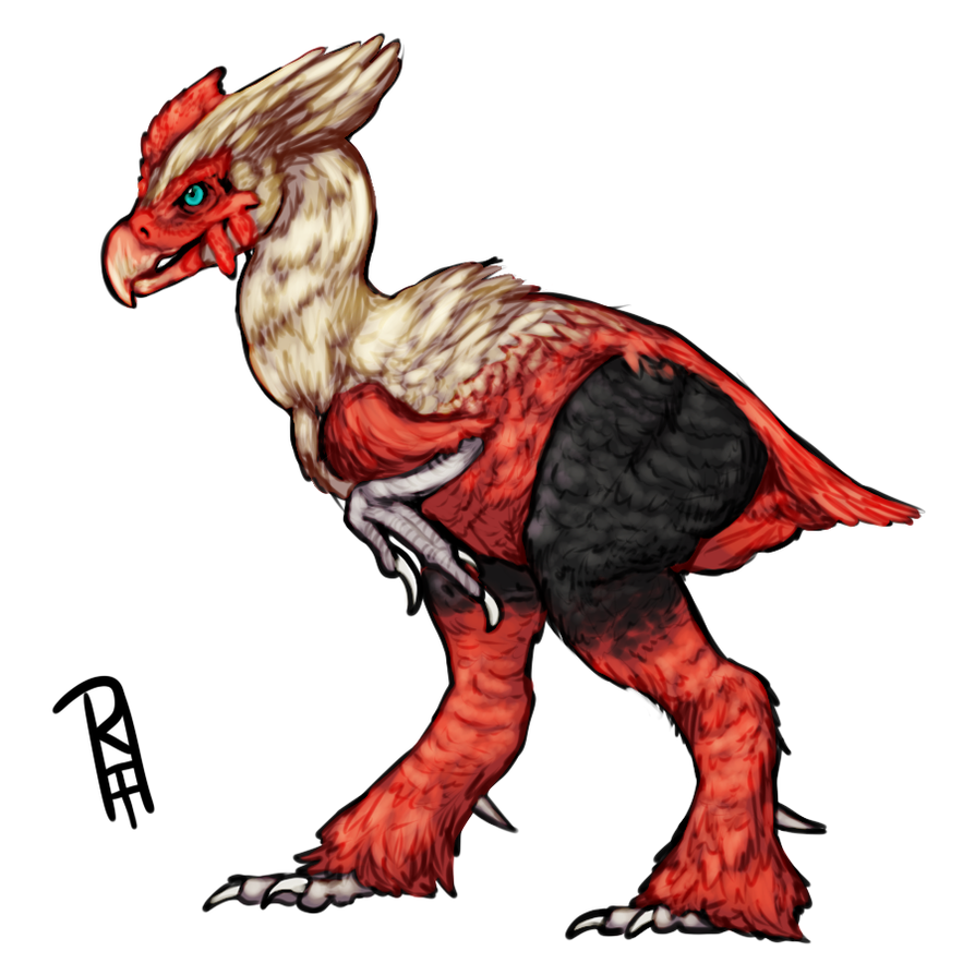 Extra Spicy Terror Chicken by TheMacronian