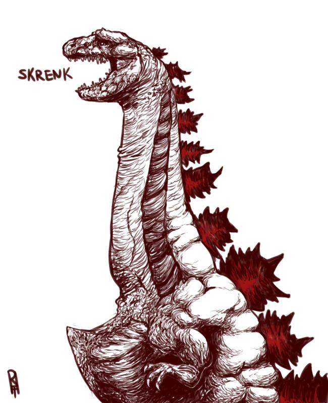 Godzilla 2016 Fanart - Page 3 - Toho Kingdom