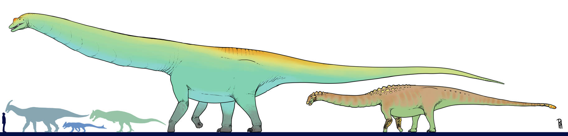 Hybrid dinosaurs by Rexander134 on DeviantArt