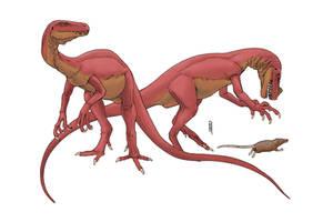 Retrosaur Challenge #2 by r-heinart