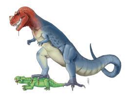 Retrosaur Challenge #4
