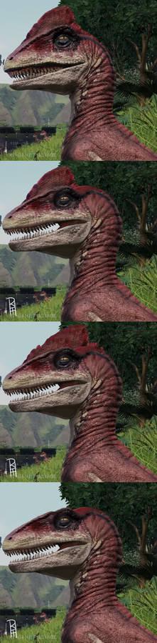 Deinonychus Edits
