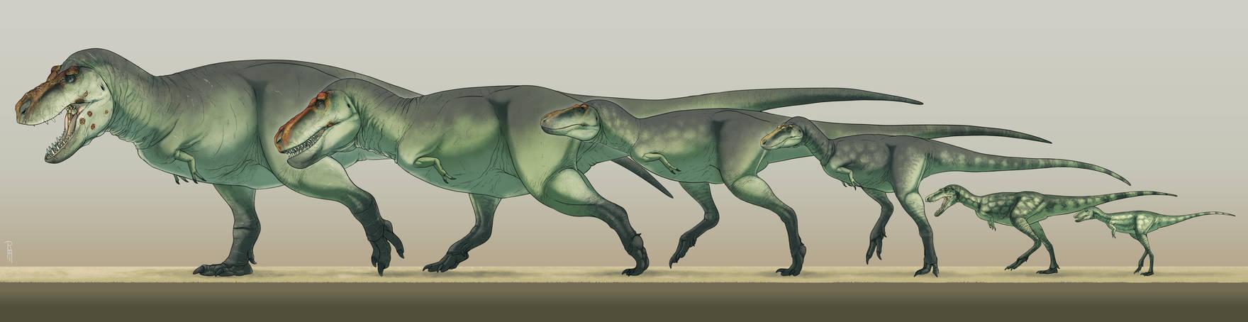 Growing Up Cretaceous