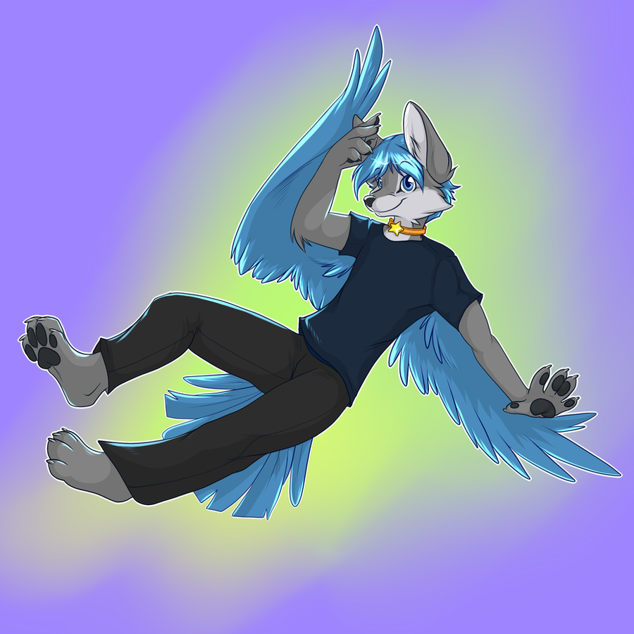 Phoenix Phox by Tassy