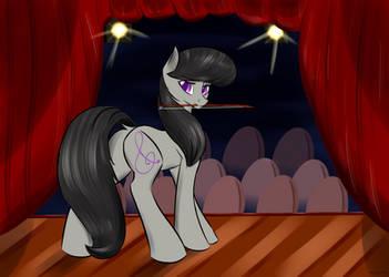 Octavia Melody on Stage