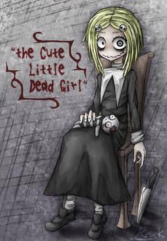 the Cute Little Dead Girl