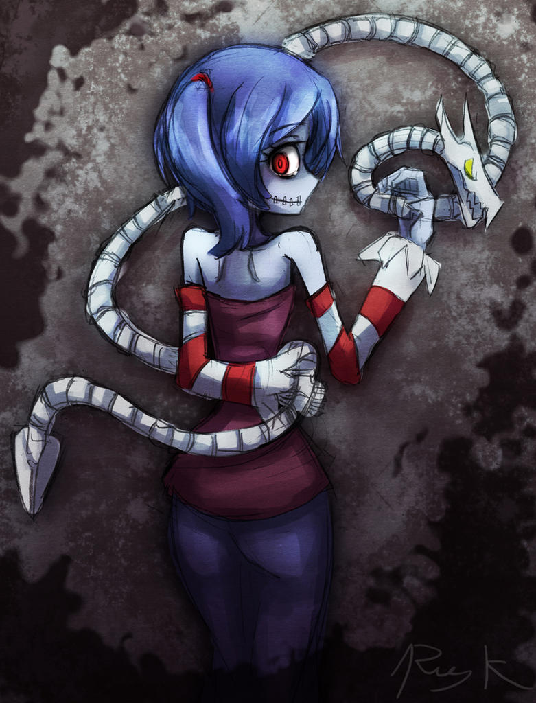 Squigly by Ray-kbys