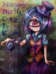 Birthday Drawing 13