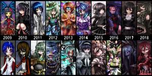 my 10 years