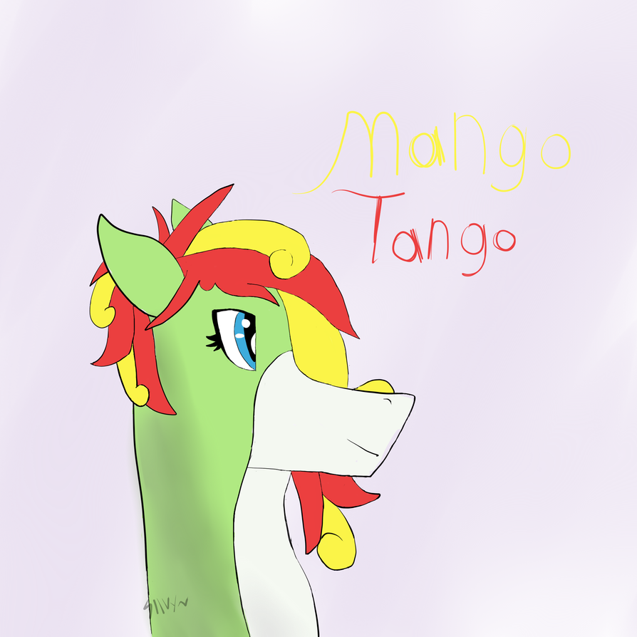 Mango Tango gift by banidakitteh