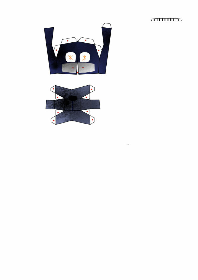 Paper Craft Face Mask