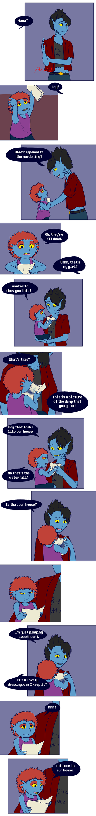 Her past page 4 by Maxlad