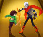 [Request] Dustbelief Papyrus