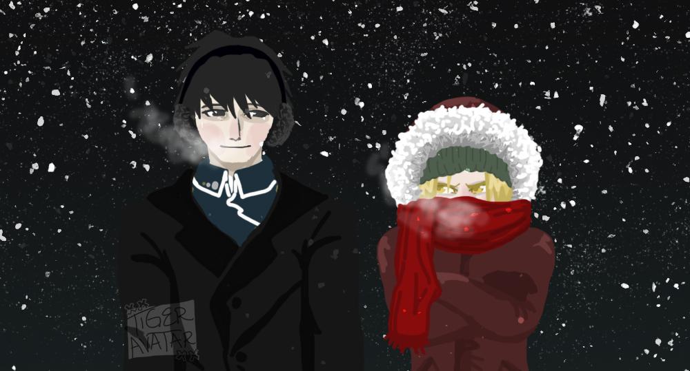 Happy Winter! by xxTigerAvatarxx