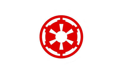 Galactic Empire Flag (Imperial Japan Style) by HussarZwei