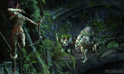 Elven Ambush by NICELabs