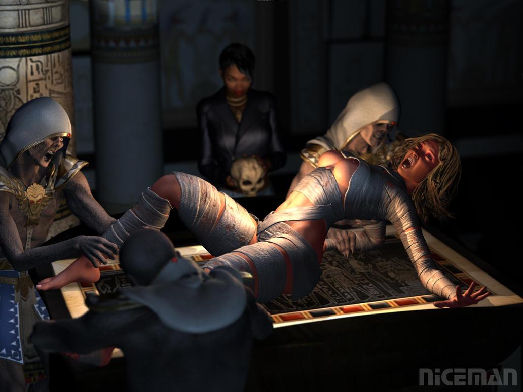 Mummification Ritual by NICELabs