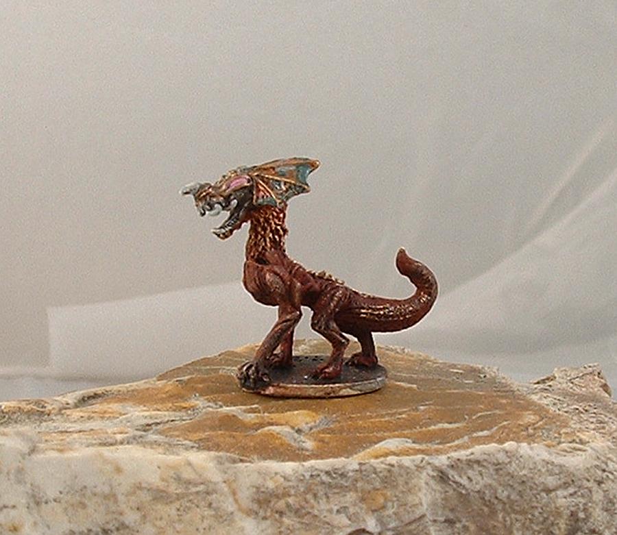 Crested Jabberwock by NICELabs