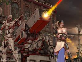 Warbots by NICELabs