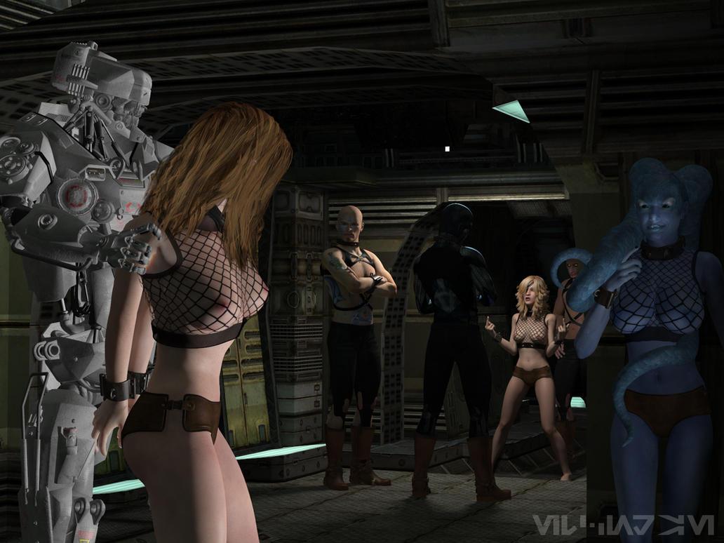Star Wars: Prison Bounty by NICELabs