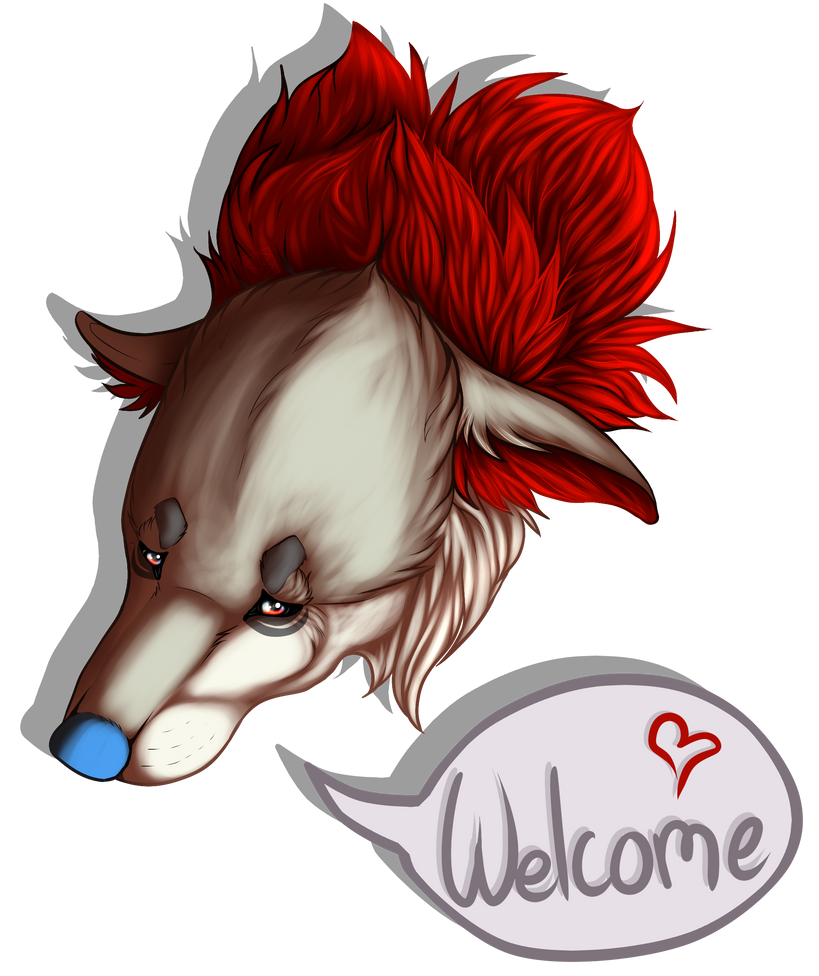 .: YCH :. .: Welcome ID :. by sarastallet99