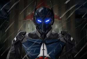 The Arkham Knight by Kenzoe64