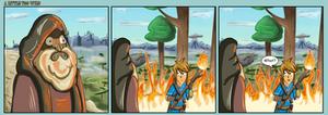 Legend of Zelda: A Little Too Wild