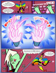 Wander Over Yonder: The Trap Page 16