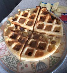 The Waffles Return