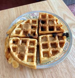 The Waffles Return: Kenzoe64 cut