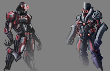 IG Robot Concept by nato2469