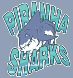 PiranhaSharkLOGO02 by nato2469