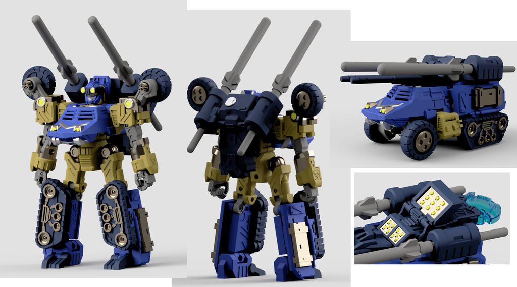 MP BackPack Renders by nato2469