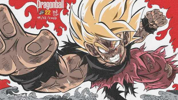 The Super Saiyan, Son Goku.