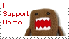 Domo Stamp by MusingTuesday