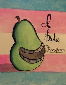 Pear of Trans Visibility by MattIsMatter