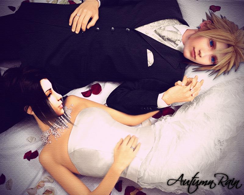 Wedding - CloudTifa Wedding_cloudtifa_by_xxxautumnrainxxx-d4i89kw