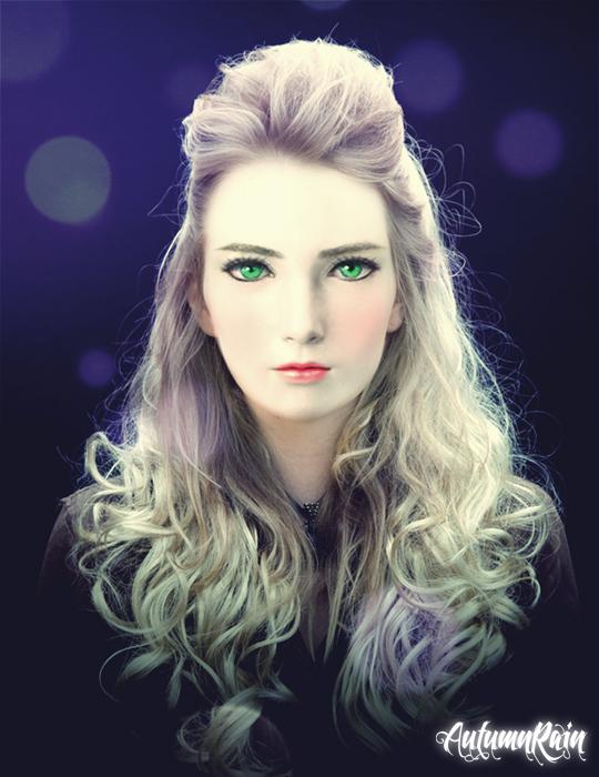 Yeul - Trendy Blondie Yeul_modern_lady_by_xxxautumnrainxxx-d4z0cd9