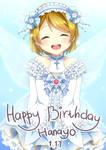 Happy Birthday, Hanayo!