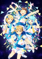 Ra*bits Tanabata by hikariin25