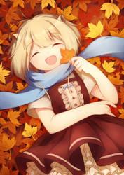 Autumn Cherilyn by hikariin25