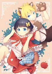Little Red Riding Hood by hikariin25