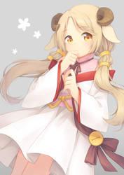 Momoe by hikariin25