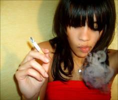 SMOKE II by M4RYNN