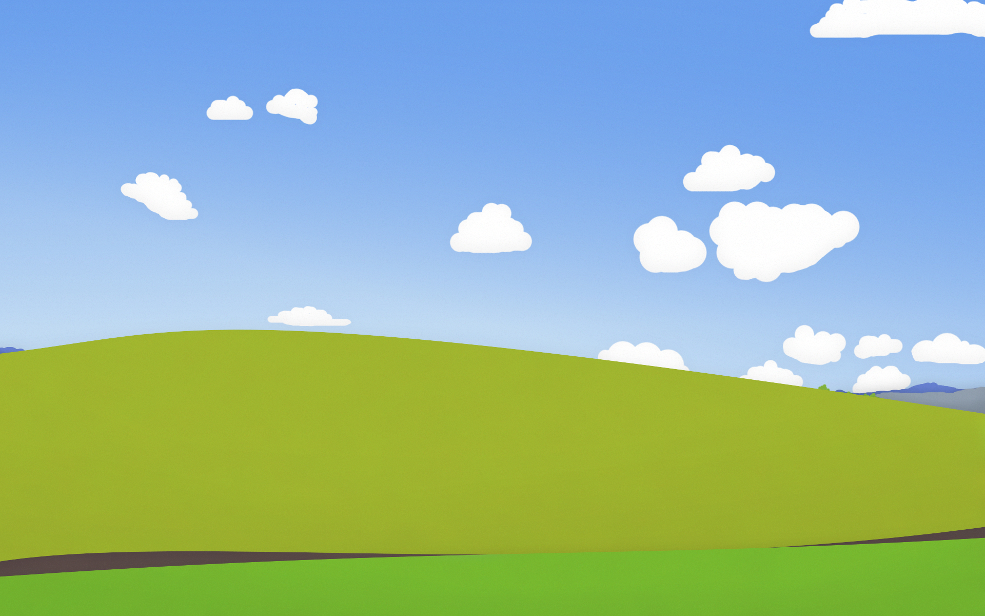 xp bliss wallpaper by thedoof15 on deviantart