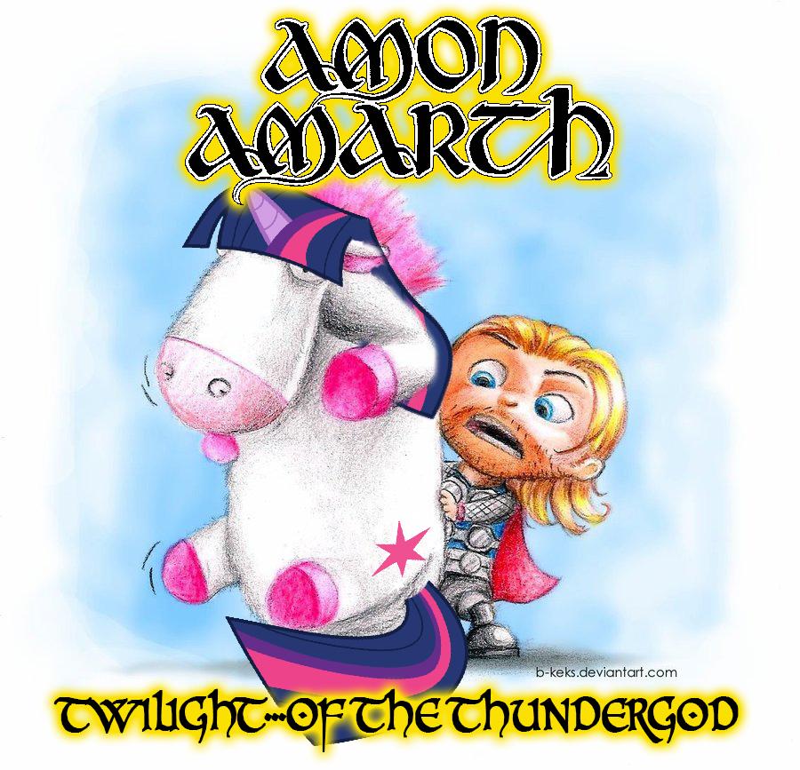 Amon Amarth Download Twilight Thunder God