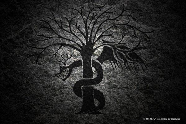 Yggdrasil by irishrng